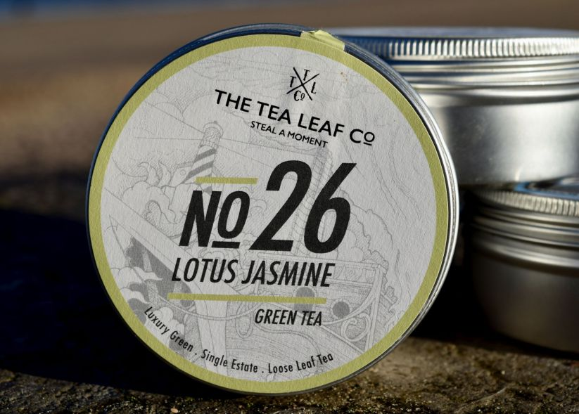 The Tea Leaf Co No 26 Lotus Jasmine